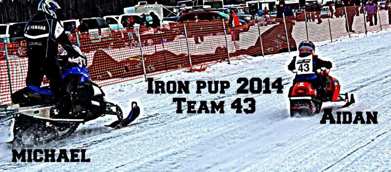 Iron Pup Improved Stock Class Champion 2014
