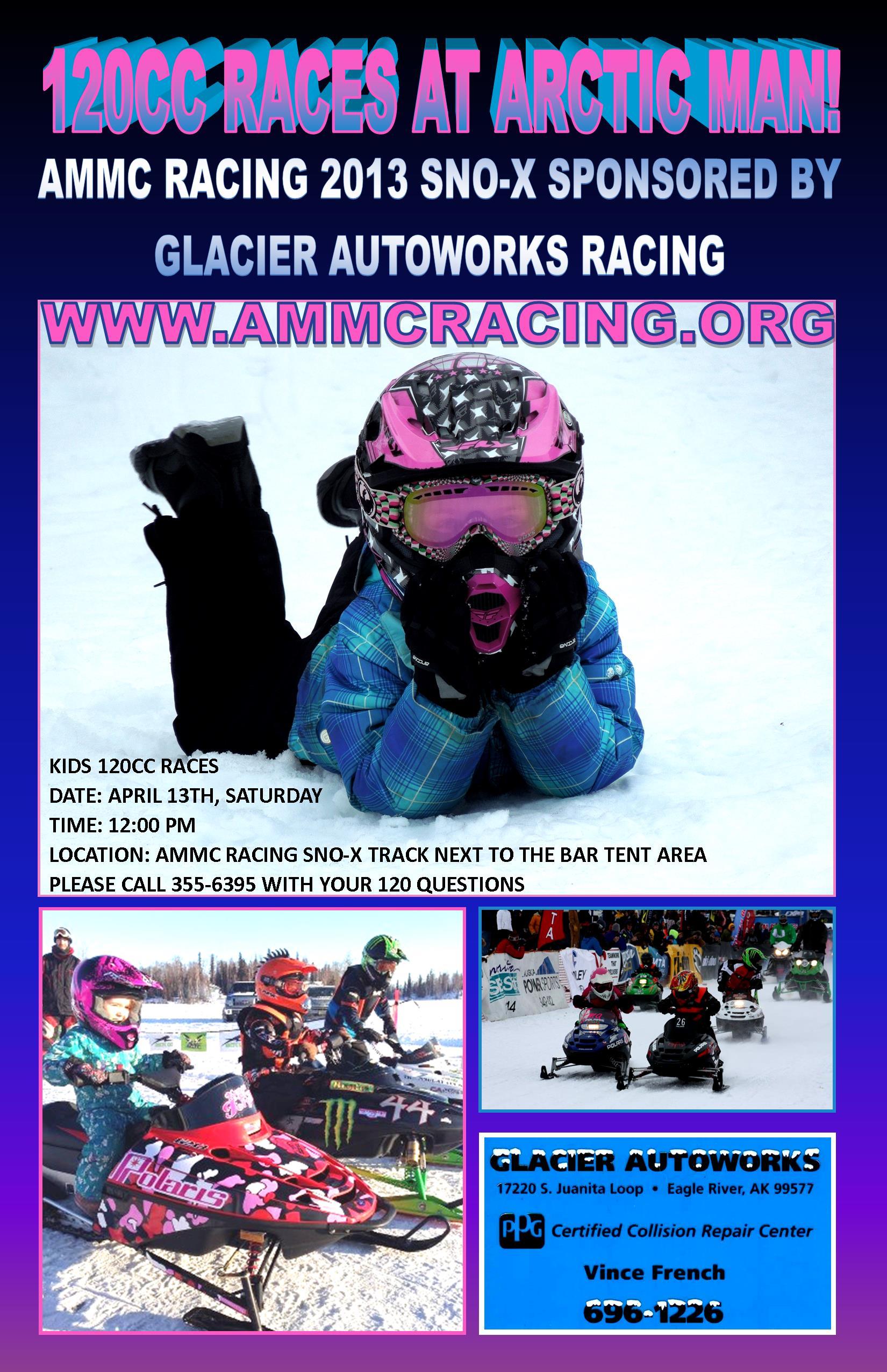 KIDS 120 RACES