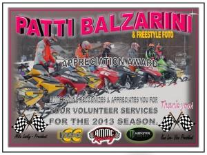 Volunteer PATTI BALZARINI