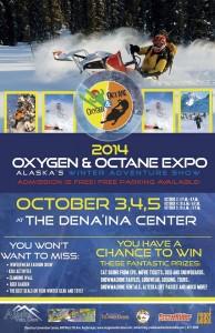 Oxygen & Octane 2014 Flyer