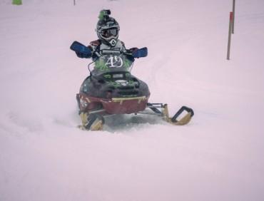 olivia snowmachine